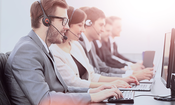 Operate a Stress-Free Clearing Process with Live Chat