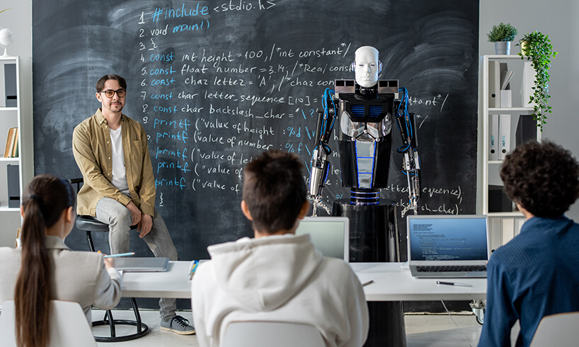 Your university's communication could benefit from an AI chat integration