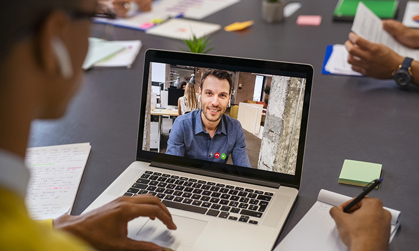 Video chat is your next best move