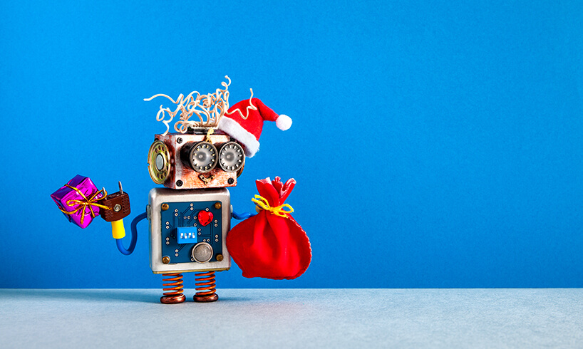 Use artificial intelligence to step up your customer service game this Christmas
