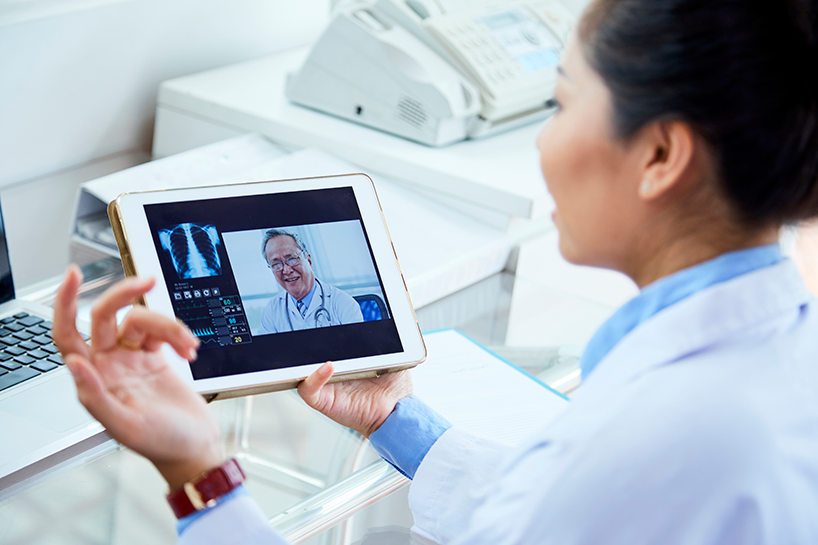 Transform your patient follow ups with video