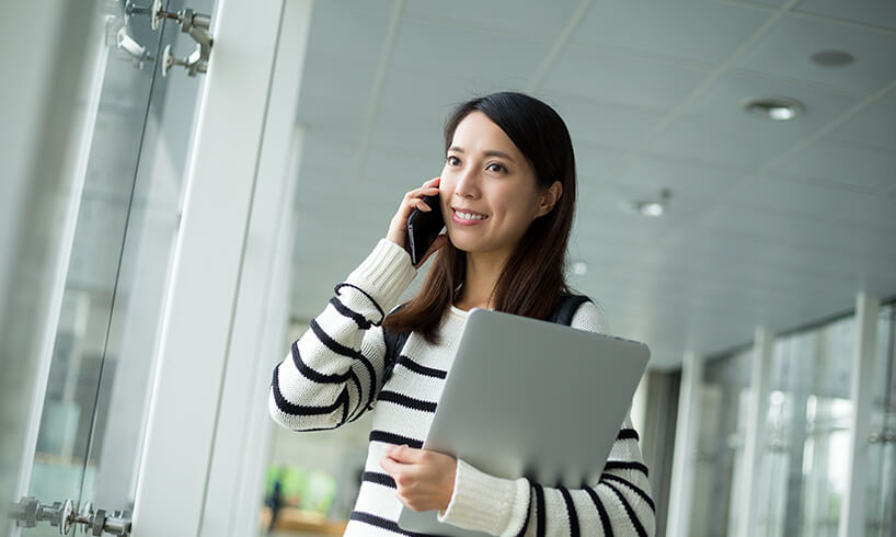 Is your university still making phone calls?