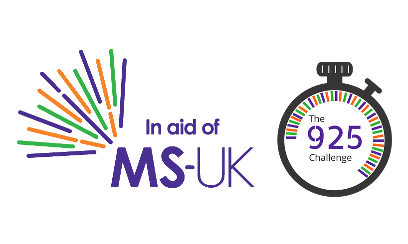 Click4Assistance: Raffle for MS-UK's 925 Challenge