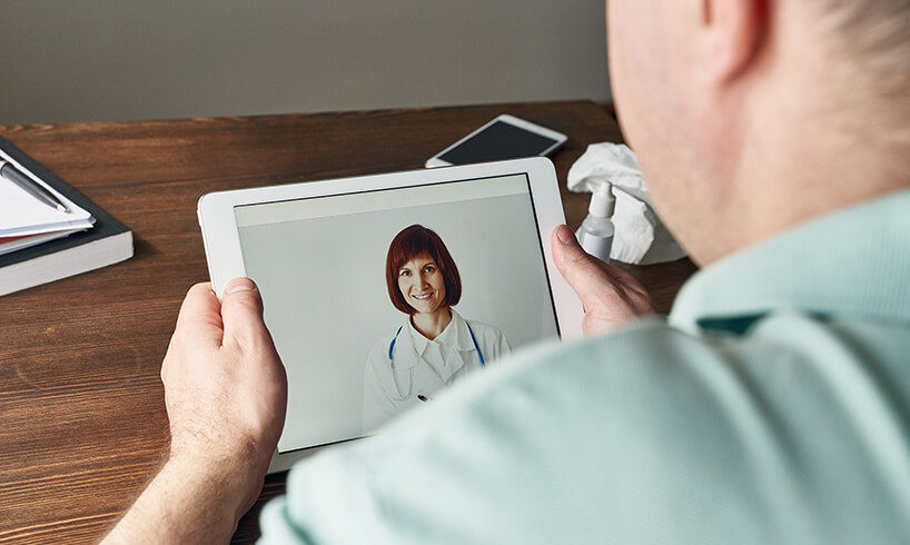 Virtual patient appointments are the future of healthcare