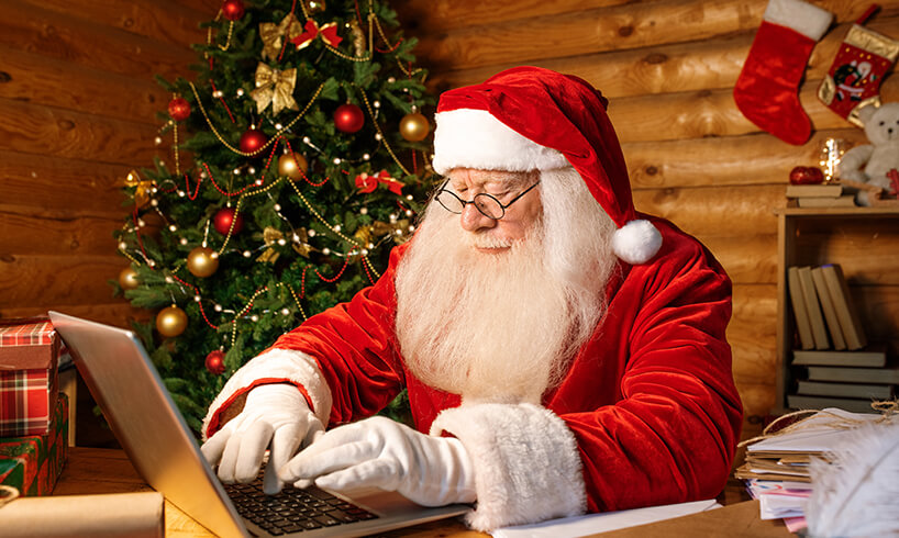 How you can help support your clients during the Christmas rush