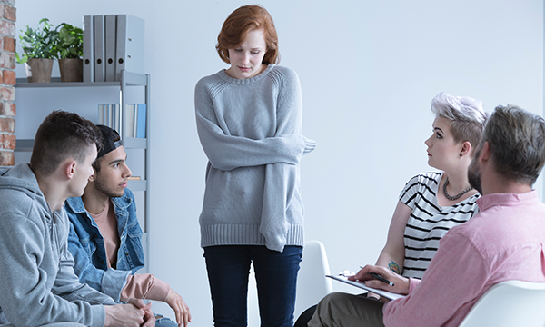 Tackling Mental Health in Young People, One Chat at a Time