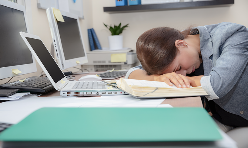 Are your contact centre agents exhausted?
