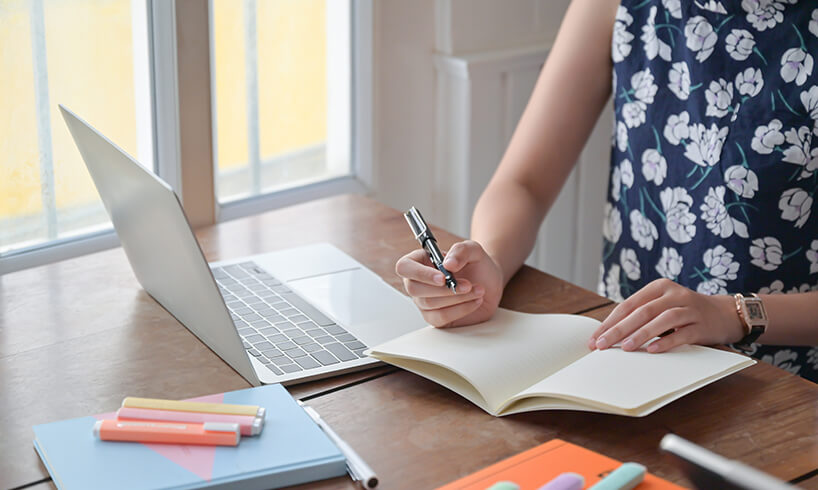 Working from home? 5 top tips!
