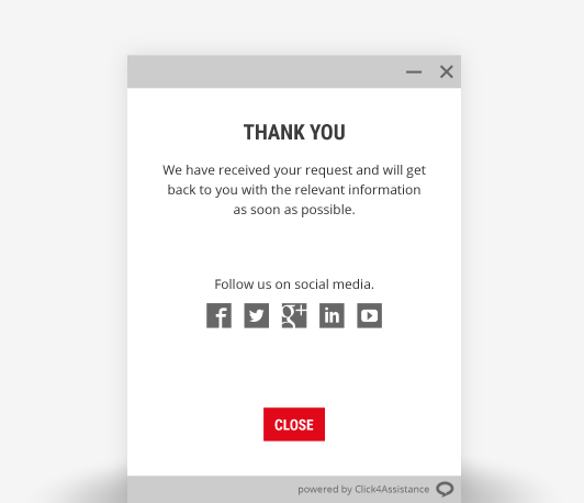 Customisable Contact Forms