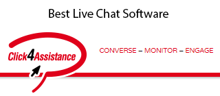 Live chat support for website