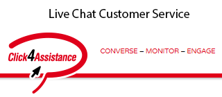 Live chat customer service