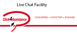 Live Chat Facility
