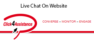 live chat website software