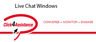 Live Chat Windows