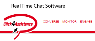 Real-time chat software