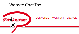 Website chat tool