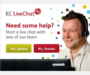 Proactive Chat Window