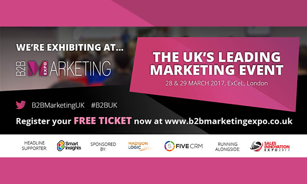 Preparation is Underway for B2B Marketing Expo