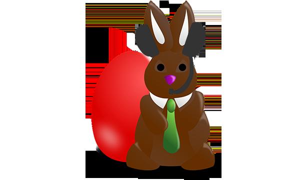 Fewer Representatives this Easter? No Problem
