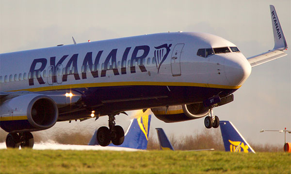 Ryanair is Flying Low with Passenger Satisfaction