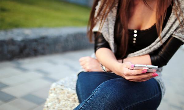 Start a Chat Through SMS