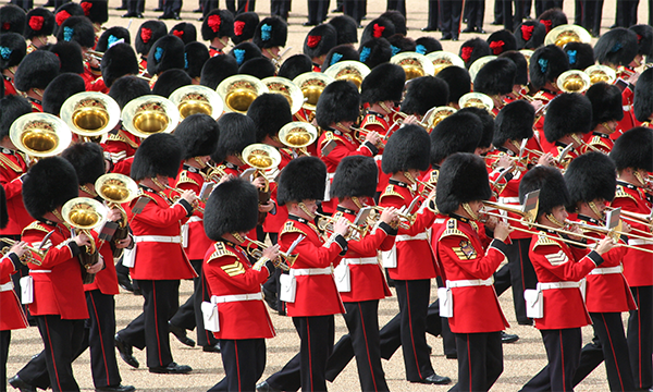Web Chat Software Provider Click4Assistance Supports Trooping The Colour