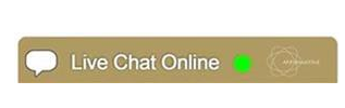 Affirmative Finance's live chat for website button
