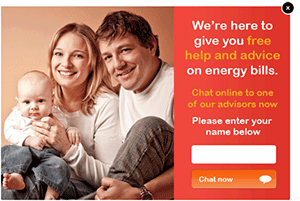 Best Live Chat Proactive - Home Heat Helpline