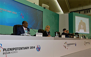 ITU Plenipotentiary Conference web live chat software