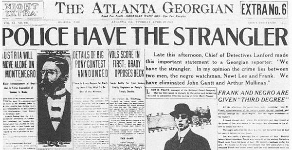 Newspaper Headline Example