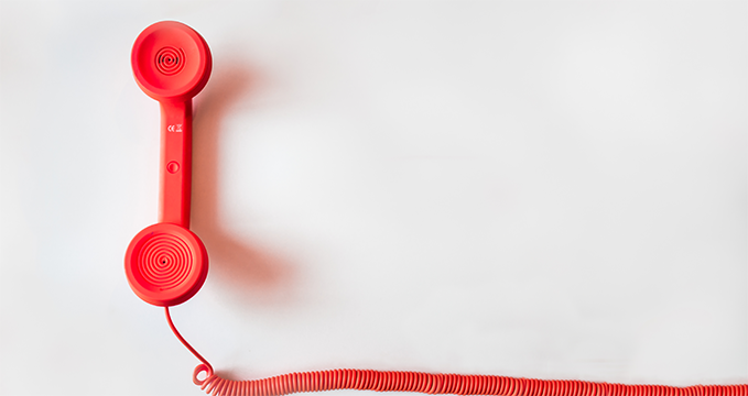 live chat on website increases phone line availability