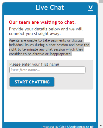 live chat integration story