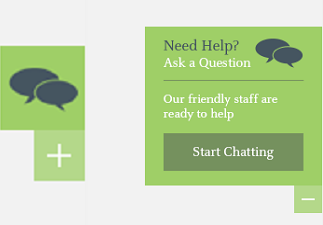 Sheffield Mutual's live chat on website button
