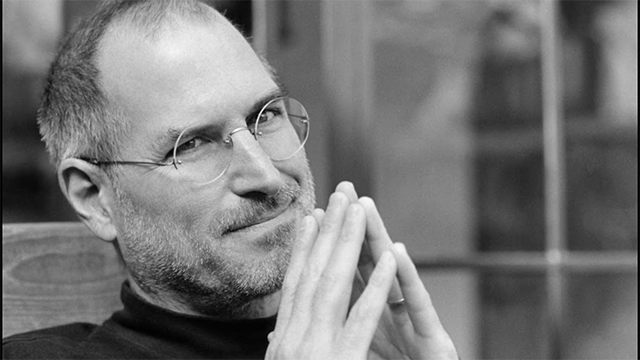 steve jobs behind apple