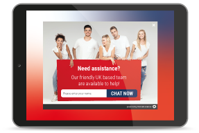 Click4Assistance is the leading live chat for small business provider
