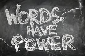 Best live chat words have power